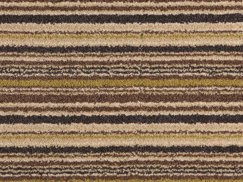 Durham Tiwst Havana Stripes Carpet