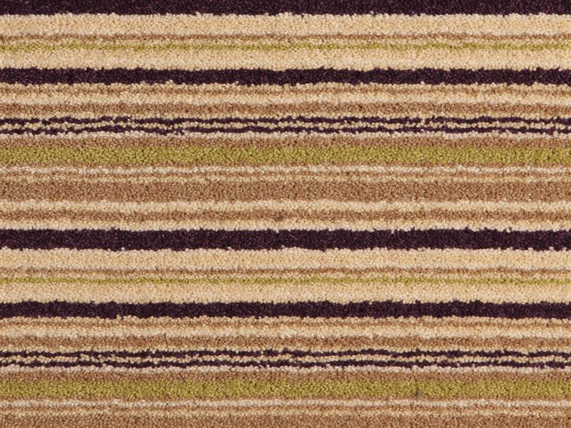Durham Tiwst Singapore Stripes Carpet
