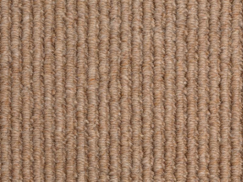 Natural Weave Carpet Highlow Brown