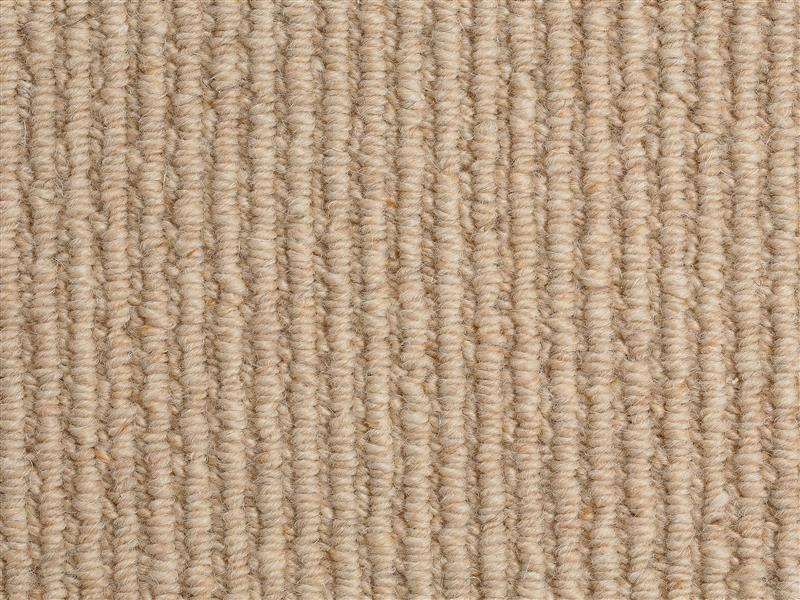 Natural Weave Carpet Highlow Light Beige