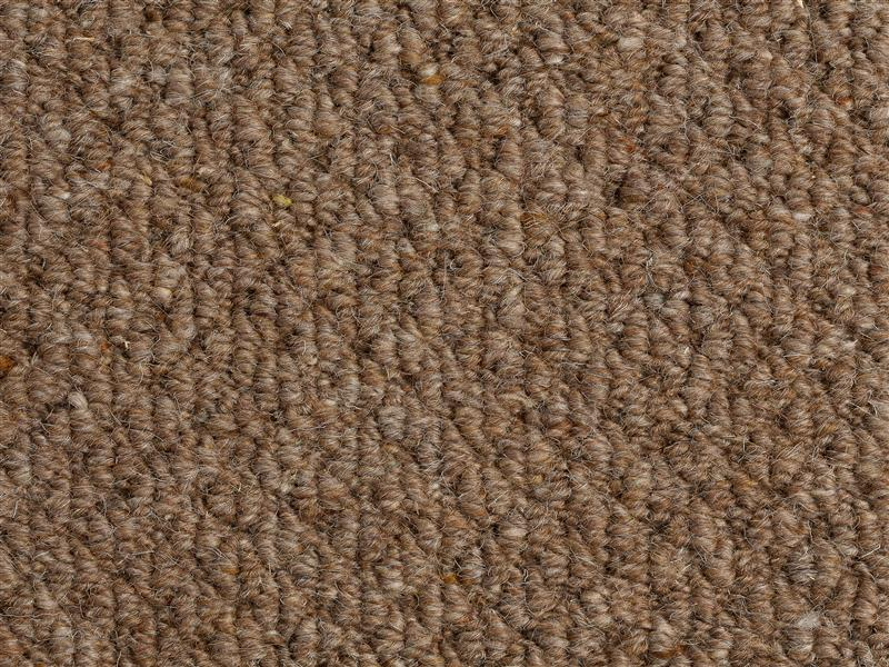 Natural Weave Carpet Highlow Nutmeg