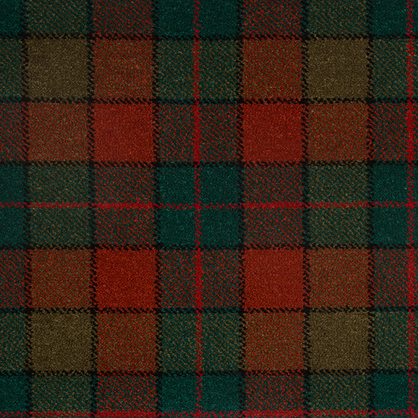 Tartan Carpet Autumn Plaid