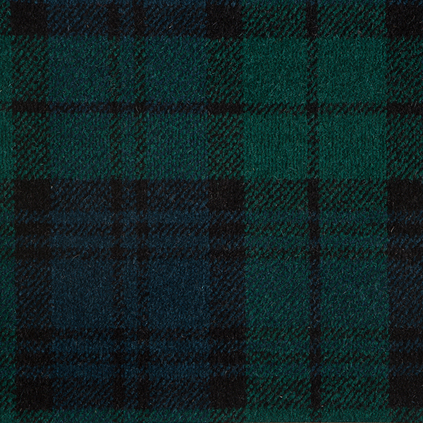 Tartan Carpet Black Watch