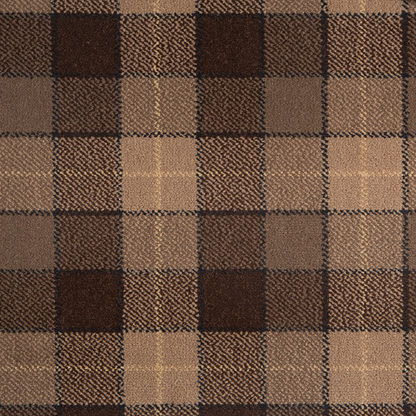 Tartan Carpet Earth