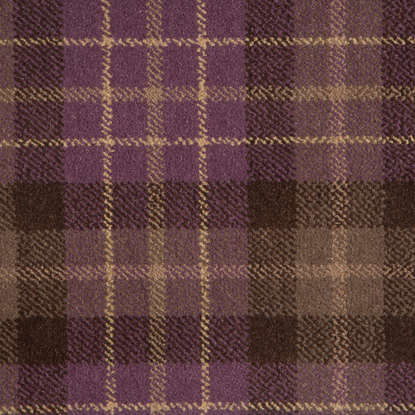 Tartan Carpet Heather