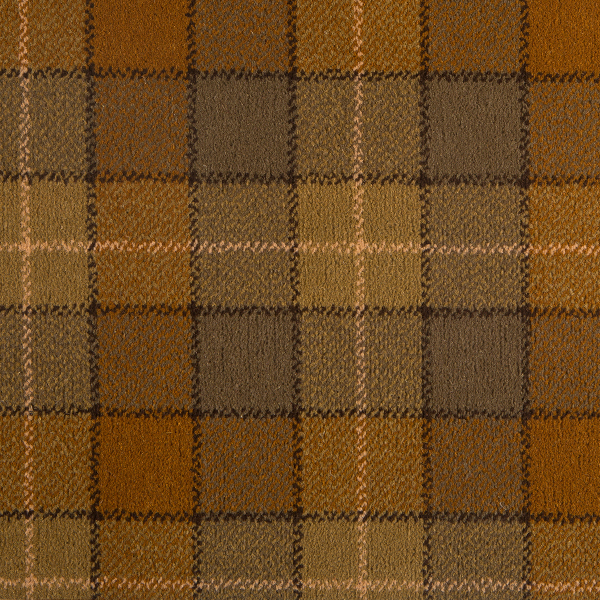 Tartan Carpet Rustic Plaid
